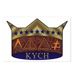 Masonic K.Y.C.H. Postcards (Package of 8)