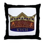 Masonic K.Y.C.H. Throw Pillow
