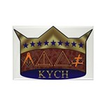 Masonic K.Y.C.H. Rectangle Magnet (10 pack)