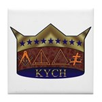 Masonic K.Y.C.H. Tile Coaster