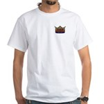 Masonic K.Y.C.H. White T-Shirt