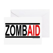 ZombAid Greeting Cards (Pk of 10)