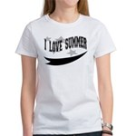 I Love Summer Women's T-Shirt