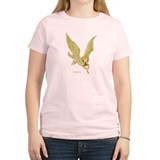 Pegasus in Flight ~ Women's Light T (2 Sides)