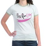 I'm a Ryan Girl Jr. Ringer T-Shirt