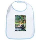 Bird of Paradise Flower Bib