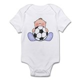 Lil Soccer Baby Boy Infant Bodysuit