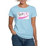I Love the OC Women's Pink T-Shirt