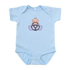 Lil Race Baby Boy Infant Bodysuit