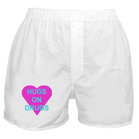 Hugs on Drugs Boxers