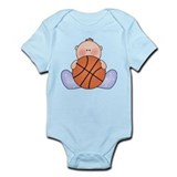 Lil Basketball Baby Boy Infant Bodysuit