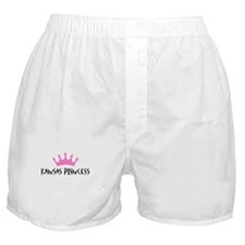 Kansas Boxer Shorts