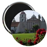 "The Queen of the Missions 2.25"" Magnet (10 pack)"