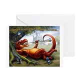 GRD Greeting Cards (Pk of 10)