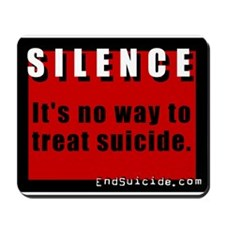 End Suicide Mousepad