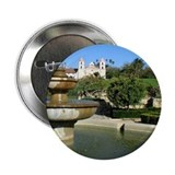 "Santa Barbara Fountain 2.25"" Button (100 pack)"