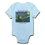 Starry Night Onesie