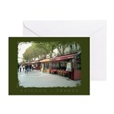 Avignon Cafes Greeting Cards (Pk of 20)