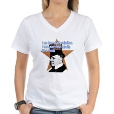 W. C. Fields Quotation t-shir Shirt