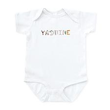 Nature Letters Yasmine Infant Bodysuit