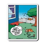 Dog Unchained Melody Mousepad