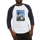 Point Robinson Lighthouse Baseball Jersey