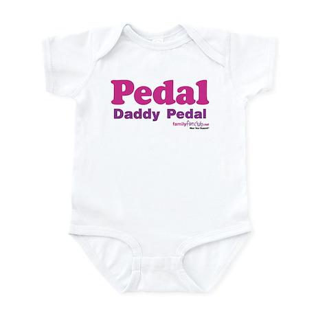 Pedal Daddy Pedal Infant Bodysuit