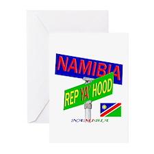 REP NAMIBIA Greeting Cards (Pk of 20)