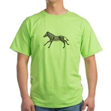 Grevy's Zebra ~ T-Shirt (Two Sides)