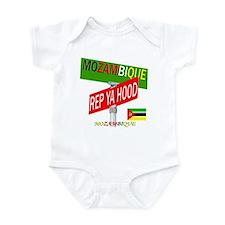 REP MOZAMBIQUE Infant Bodysuit