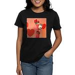 Valentine's Day #3 Women's Dark T-Shirt