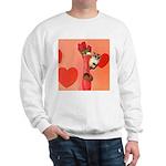 Valentine's Day #3 Sweatshirt