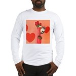 Valentine's Day #3 Long Sleeve T-Shirt