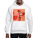 Valentine's Day #3 Hooded Sweatshirt