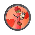 Valentine's Day #3 Wall Clock