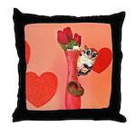 Valentine's Day #3 Throw Pillow