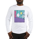 Egg Overeasy Long Sleeve T-Shirt