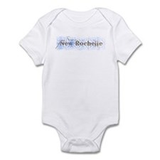 New Rochelle NY Vintage T-shi Infant Bodysuit