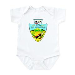 Berdoo County Infant Bodysuit
