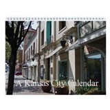 Kansas City Wall Calendar for 2013