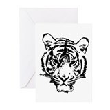 Wild Tiger Greeting Cards (Pk of 20)