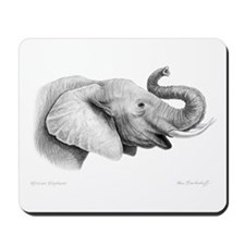 Lucky Elephant ~ Mousepad