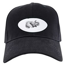 Lucky Elephant ~ Baseball Hat
