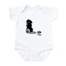 Chess - Trojan Horse Infant Bodysuit