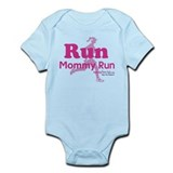 Run Mommy Run Onesie