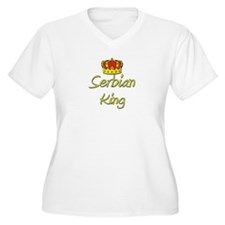 Serbian King T-Shirt