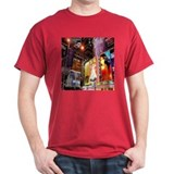 Broadway at Night T-Shirt