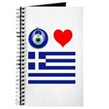 Eye Love Greece Journal