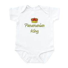 Panamanian King Infant Bodysuit