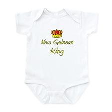 New Guinean King Infant Bodysuit